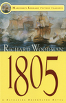 link and cover image for the book 1805: #6 A Nathanial Drinkwater Novel