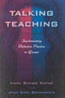 link and cover image for the book Talking Teaching: Implementing Reflective Practice in Groups