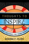 link and cover image for the book Thoughts to Inspire: Daily Messages for Young People