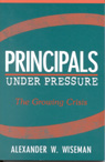 link and cover image for the book Principals Under Pressure: The Growing Crisis
