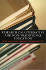 link and cover image for the book Research on Alternative and Non-Traditional Education: Teacher Education Yearbook XIII