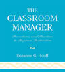 link and cover image for the book The Classroom Manager: Procedures and Practices to Improve Instruction