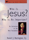 link and cover image for the book Who is Jesus? Why is He Important?: An Invitation to the New Testament