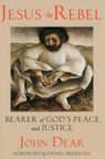 link and cover image for the book Jesus the Rebel: Bearer of God's Peace and Justice