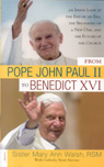 link and cover image for the book From Pope John Paul II to Benedict XVI: An Inside Look at the End of an Era, the Beginning of a New One, and the Future of the Church