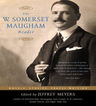 link and cover image for the book The W. Somerset Maugham Reader: Novels, Stories, Travel Writing