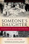 link and cover image for the book Someone's Daughter: In Search of Justice for Jane Doe