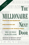 link and cover image for the book The Millionaire Next Door: The Surprising Secrets of America's Wealthy