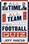 link and cover image for the book All-Time, All-Team Pro Football Quiz