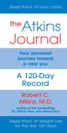 link and cover image for the book The Atkins Journal: Your Personal Journey Toward a New You, A 120-Day Record