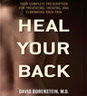 link and cover image for the book Heal Your Back: Your Complete Prescription for Preventing, Treating, and Eliminating Back Pain