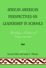 link and cover image for the book African American Perspectives on Leadership in Schools: Building a Culture of Empowerment