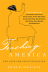 link and cover image for the book Teaching America: The Case for Civic Education