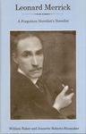 link and cover image for the book Leonard Merrick: A Forgotten Novelist's Novelist