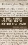 link and cover image for the book The Bible, Mormon Scripture, and the Rhetoric of Allusivity