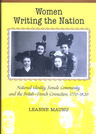 link and cover image for the book Women Writing the Nation: National Identity, Female Community, and the British-French Connection, 1770-1820