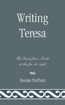 link and cover image for the book Writing Teresa: The Saint from Avila at the fin-de-siglo