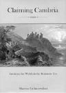 link and cover image for the book Claiming Cambria: Invoking the Welsh in the Romantic Era