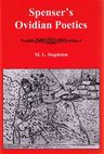 link and cover image for the book Spenser's Ovidian Poetics