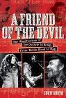 link and cover image for the book A Friend of the Devil: The Glorification of the Outlaw in Song: from Robin Hood to Rap