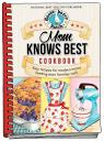 link and cover image for the book Mom Knows Best Cookbook