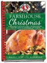 link and cover image for the book Farmhouse Christmas Cookbook: Updated with more than 20 mouth-watering photos!
