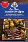 link and cover image for the book Our Best Family Recipes