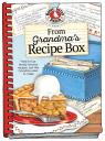 link and cover image for the book From Grandma's Recipe Box