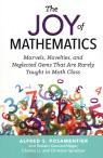 link and cover image for the book The Joy of Mathematics: Marvels, Novelties, and Neglected Gems That Are Rarely Taught in Math Class