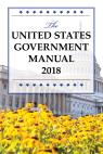 link and cover image for the book The United States Government Manual 2018