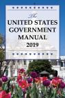 link and cover image for the book The United States Government Manual 2019