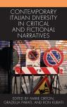 link and cover image for the book Contemporary Italian Diversity in Critical and Fictional Narratives