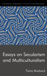 link and cover image for the book Essays on Secularism and Multiculturalism