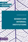 link and cover image for the book Gender and Informal Institutions