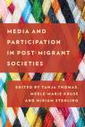 link and cover image for the book Media and Participation in Post-Migrant Societies