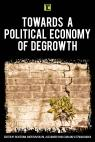 link and cover image for the book Towards a Political Economy of Degrowth