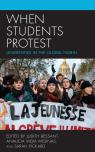 link and cover image for the book When Students Protest: Universities in the Global North