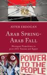 link and cover image for the book Arab Spring-Arab Fall: Divergent Transitions in post-2011 Tunisia and Egypt
