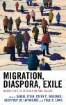 link and cover image for the book Migration, Diaspora, Exile: Narratives of Affiliation and Escape