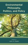 link and cover image for the book Environmental Philosophy, Politics, and Policy