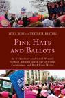link and cover image for the book Pink Hats and Ballots: An Ecofeminist Analysis of Women's Political Activism in the Age of Trump, Coronavirus, and Black Lives Matter