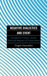 link and cover image for the book Negative Dialectics and Event: Nonidentity, Culture, and the Historical Adequacy of Consciousness