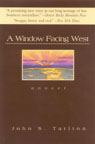 link and cover image for the book A Window Facing West: A Novel