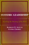link and cover image for the book Systemic Leadership