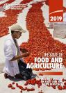 link and cover image for the book The State of Food and Agriculture 2019: Moving Forward on Food Loss and Waste Reduction