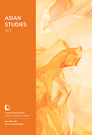 Cover image of the catalog titled LX21AsianStudies