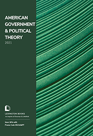 Cover image of the catalog titled LX21AMERICANGOVERNMENTPOLITICALTHEORY